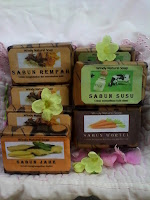 sabun natural handmade