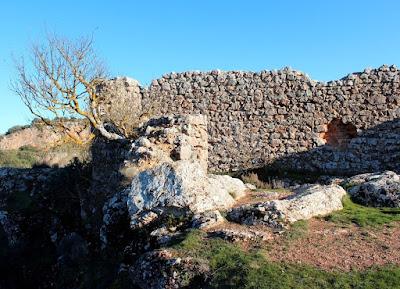 Qué ver en las Lagunas de Ruidera. Castillo de Rochafrida