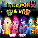 My Little Pony Big War game