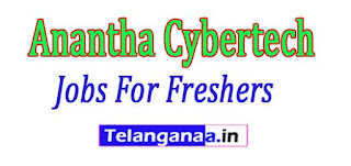 Anantha Cybertech Recruitment 2017 Jobs For Freshers Apply