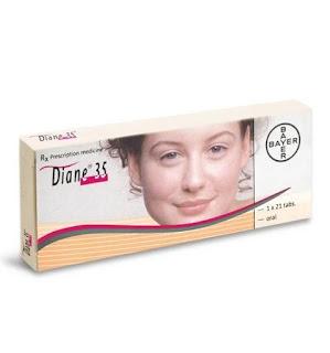 tác dụng của thuốc ngừa thai diane 35