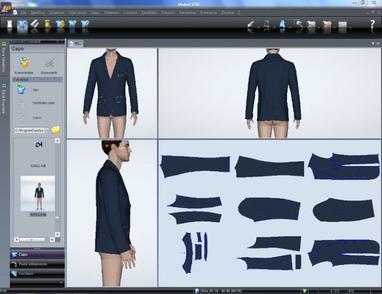 Free download of fashion designing software