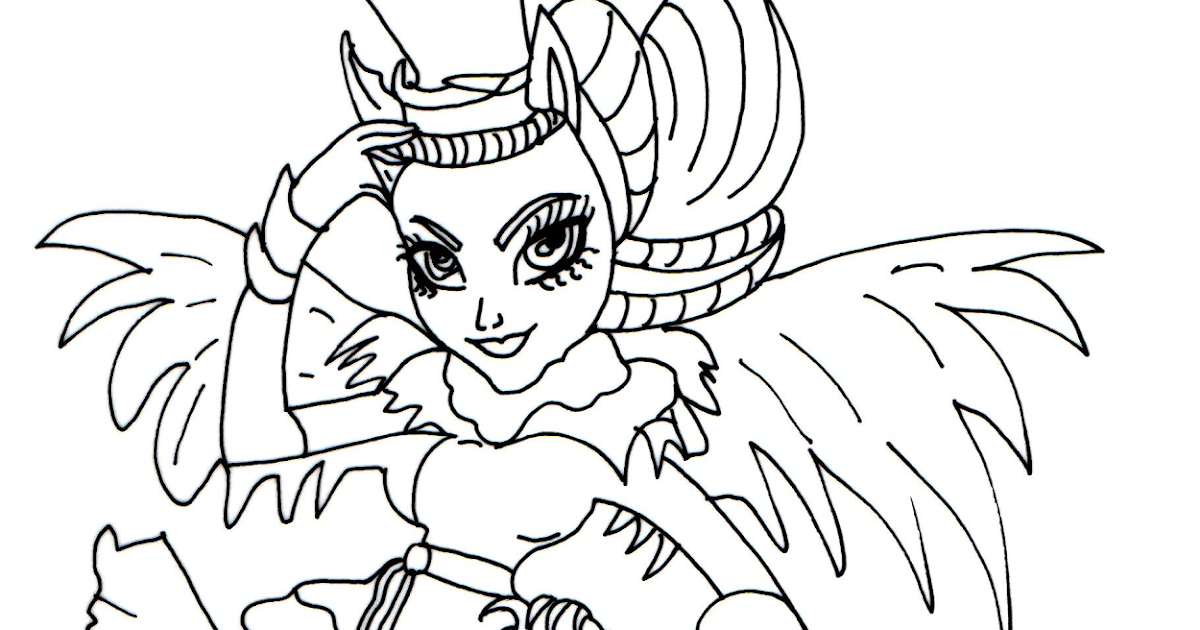 avea trotter coloring pages - photo#4