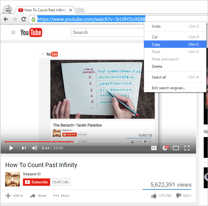 Download youtube video with subtitles   Techkey