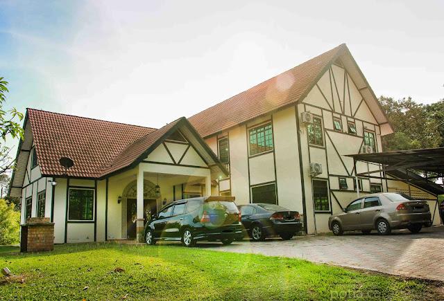 Villa Agrofarmstay Skill-Tech Melaka