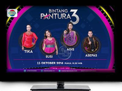 Bintang Pantura 3 Babak 8 Besar Grup 1 Sabtu 15 Oktober 2016
