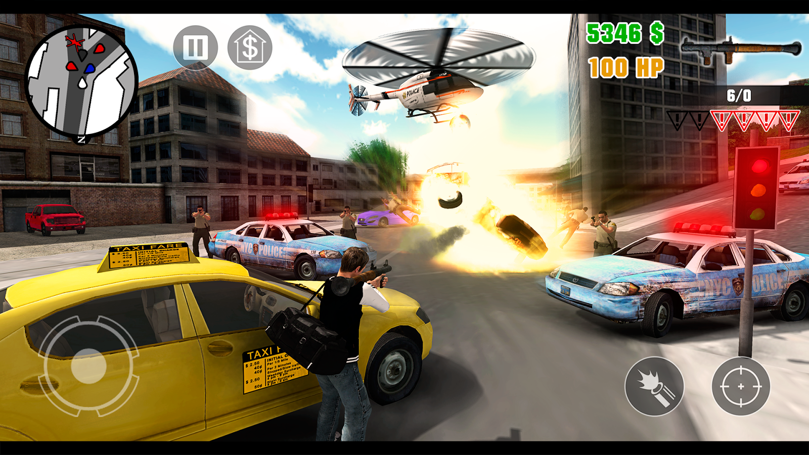 Clash of Crime Mad San Andreas | 63 MB