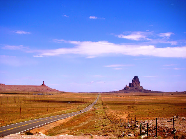 Monuments Valley - Forest Gump - USA