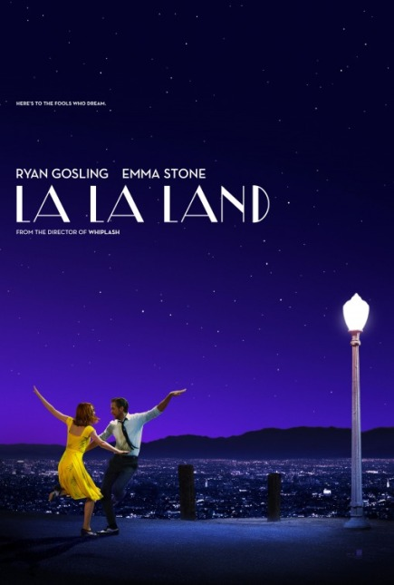 LA LA LAND (2016) movie review by Glen Tripollo