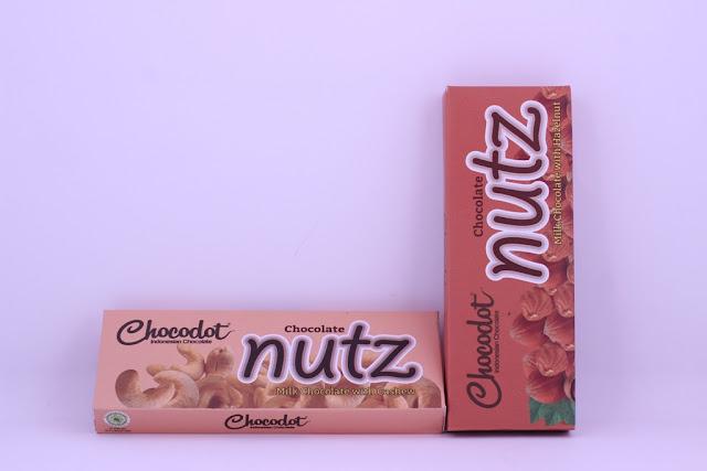 Chocodot  Nutz (Chocolate Nutz)