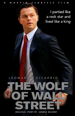 The Wolf Of Wall Street Poster - Fan Made
