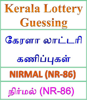 www.keralalotteries.info NR-86, live- NIRMAL -lottery-result-today,  Kerala lottery guessing of NIRMAL NR-86, NIRMAL NR-86 lottery prediction, top winning numbers of NIRMAL NR-86, ABC winning numbers, ABC NIRMAL NR-86  14-09-2018