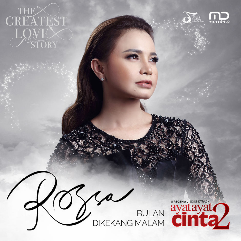 Rossa - Bulan Dikekang Malam (From Ayat Ayat Cinta 2) - Single (2017) [iTunes Plus AAC M4A]