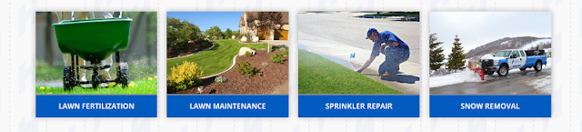 trusted lawn care and landscaping service provider in Utah