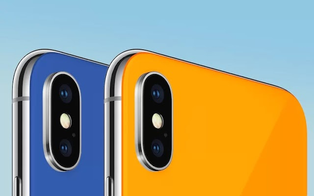 The Upcoming 6.1-Inch LCD iPhone Will Be Available In Black, Yellow, Orange, And Blue