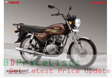 Yamaha CRUX Specifications And Price in Bangladesh