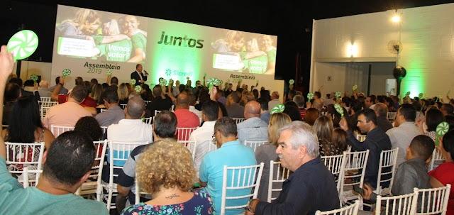 Sicredi realiza 10 Assembleias com associados na cidade de São Paulo e no ABCD.
