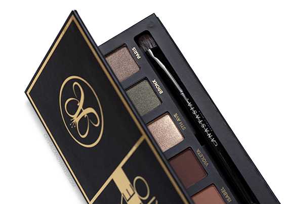 Anastasia Beverly Hills ABH Master Palette by Mario Eyeshadows Review Packaging