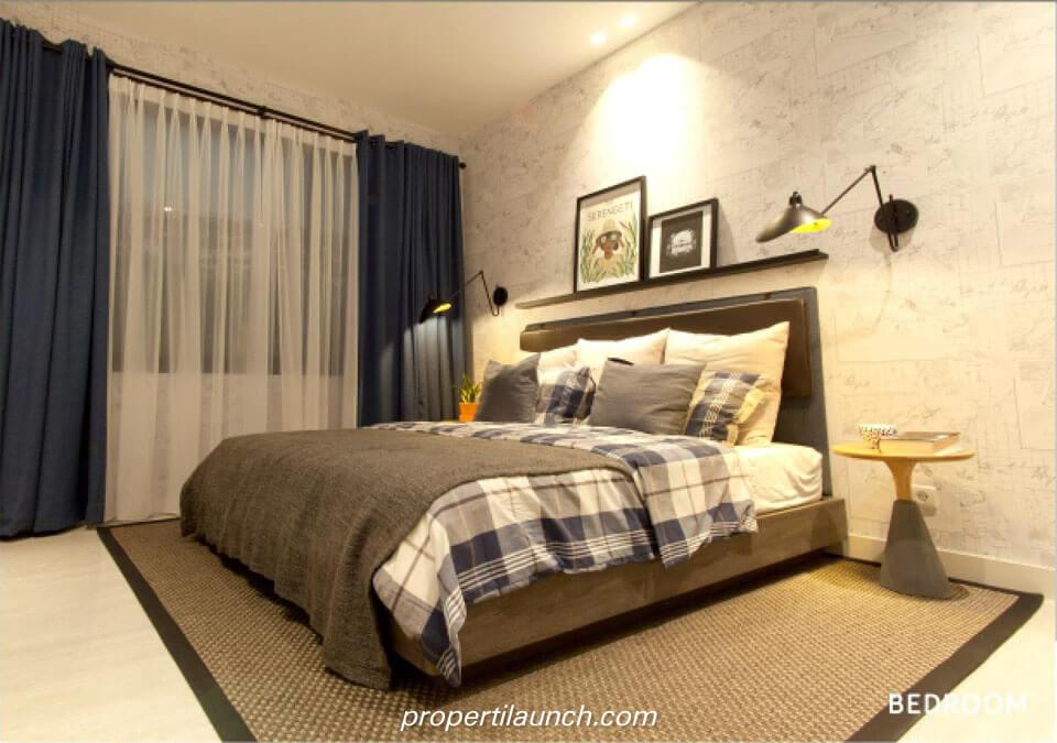 Show Unit Apartemen Lloyd Tipe 3 Bedroom