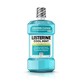 MegZany, street artist, graphic art, Los Angeles street artist, graffiti, Listerine Cool Mint mouthwash