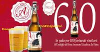 Logo Vinci Birra Amarcord: in palio 100 set da 60 bottiglie ciascuna