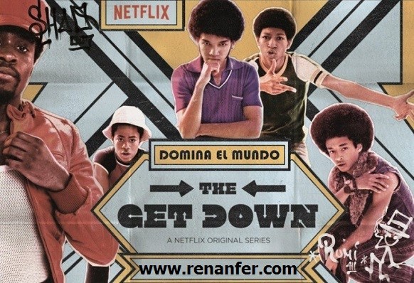 The Get Down Temp 1 [01/06][720p][250MB][MEGA][MKV][Latino] Actualizando..!!