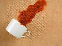 Cara Ampuh Menghilangkan Noda Kopi di Karpet