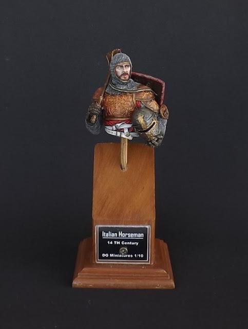 Italian Horseman - DG Miniatures 1/10 New_1_001