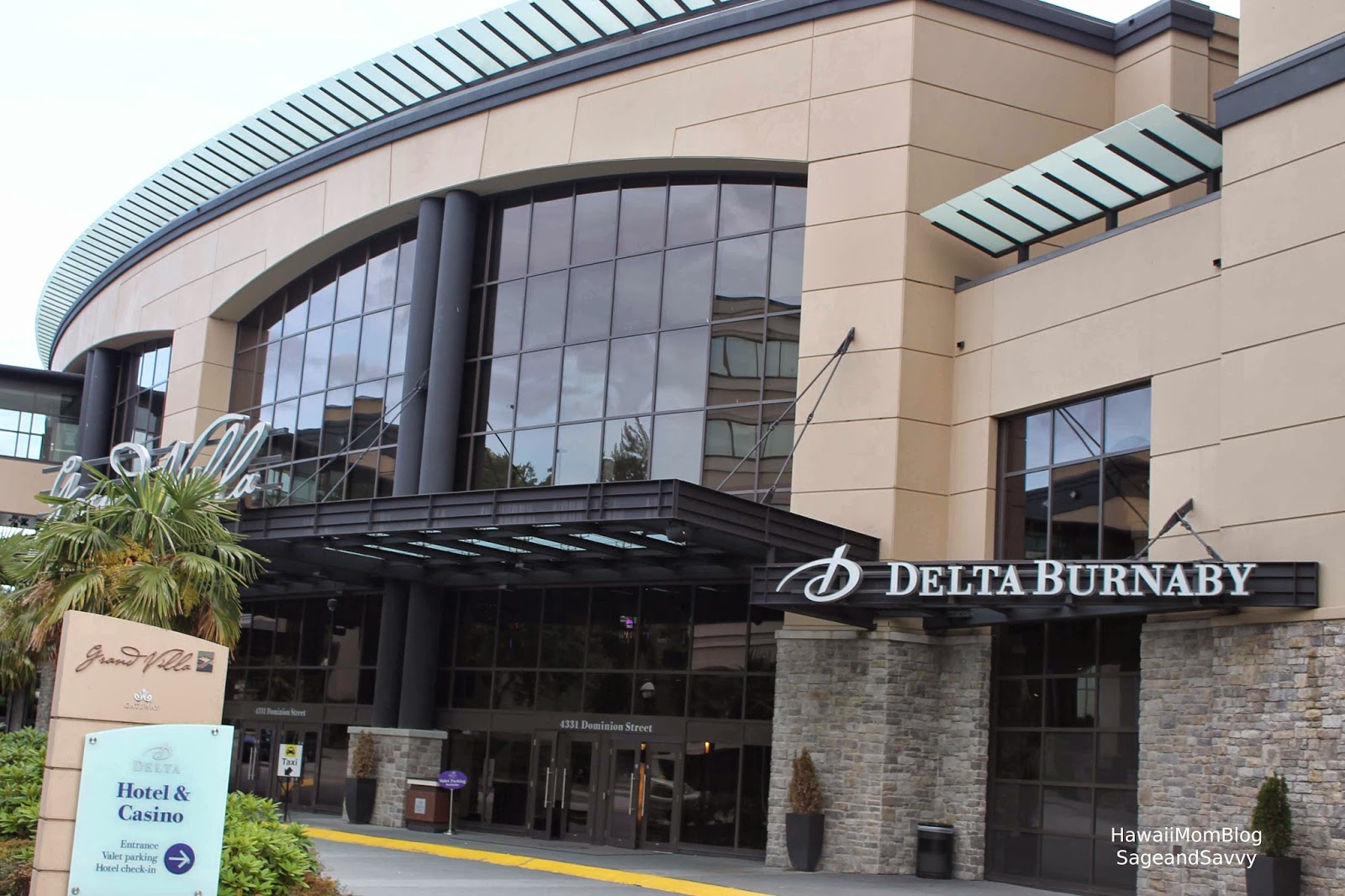 Delta Burnaby Casino