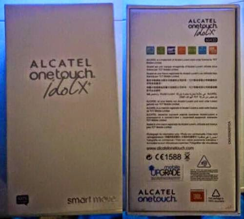 Alcatel Idol X+ Launched, 5-inch Full HD, 2GHz Octa Core Phablet