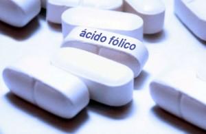 comprimido ácido fólico