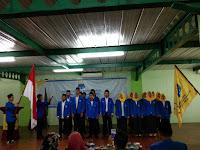PMII Cabang Bandar Lampung Periode 2018 - 2019 M Resmi Di Kukuhkan