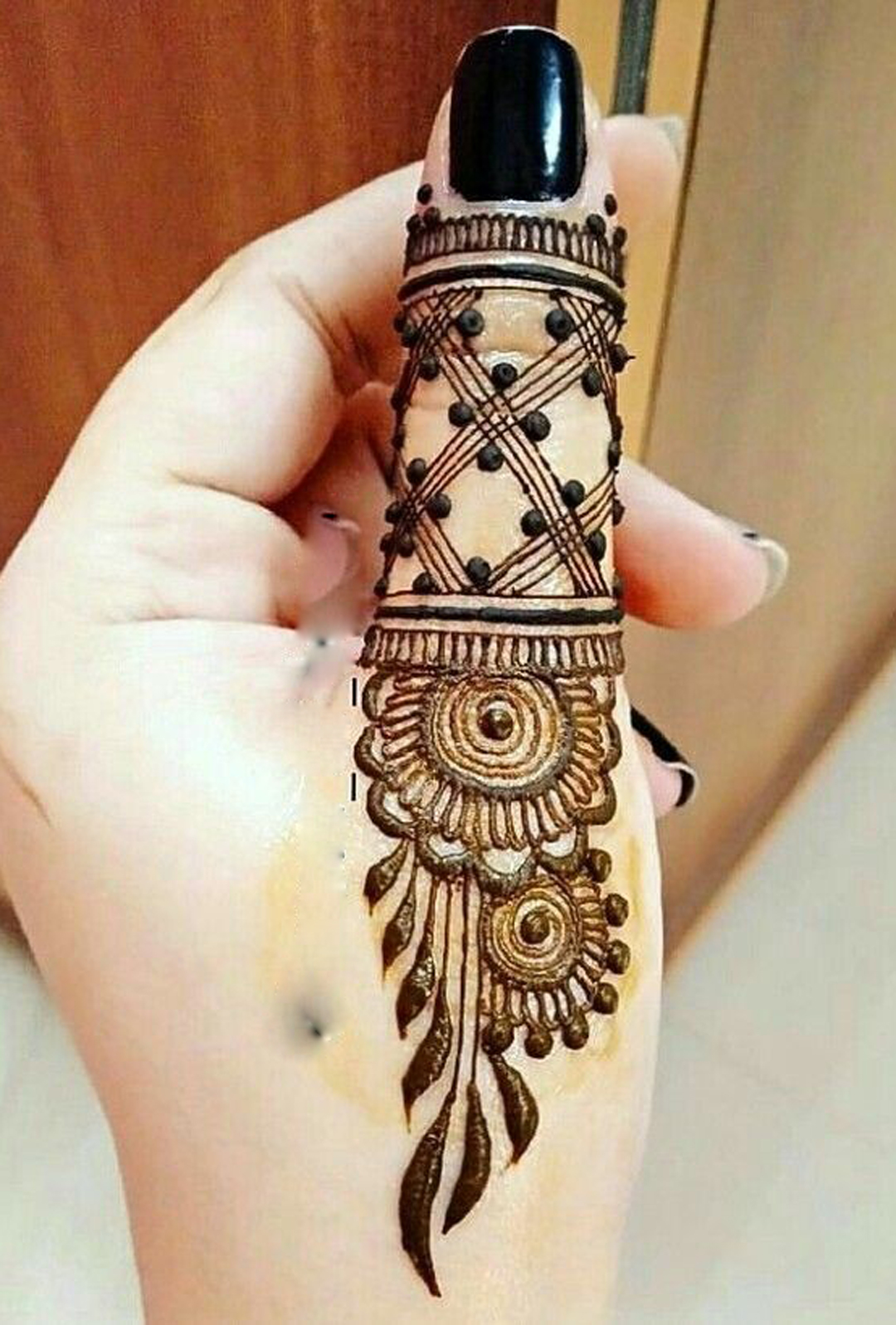 Mehandi Designs 2018 Latest