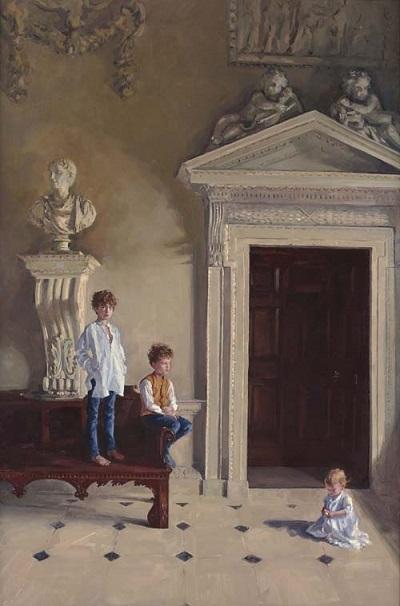 by Phoebe Dickinson | imagenes de pinturas bonitas, realeza,