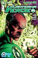 Os Novos 52! Lanterna Verde #1