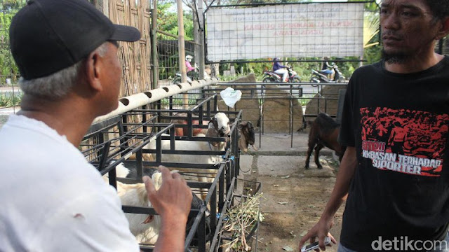 Idul Adha di Bali, Indahnya Toleransi Umat Hindu dan Muslim