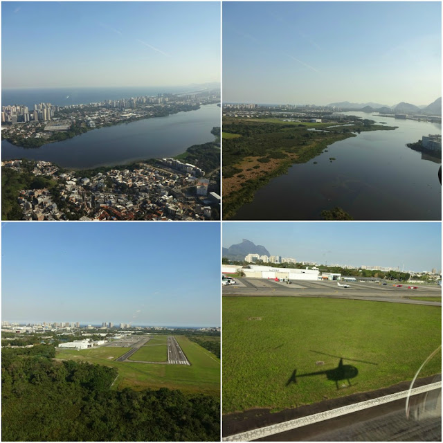 Passeio sobrevoando o Rio de Janeiro de helicóptero!