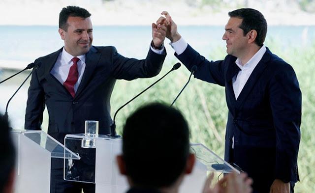 Δημοψήφισμα ζητούν οι περιφερειάρχες της Μακεδονίας