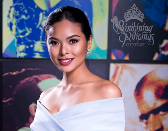Maxine Medina Receives the Crown as the Binibining Pilipinas - Universe 2016