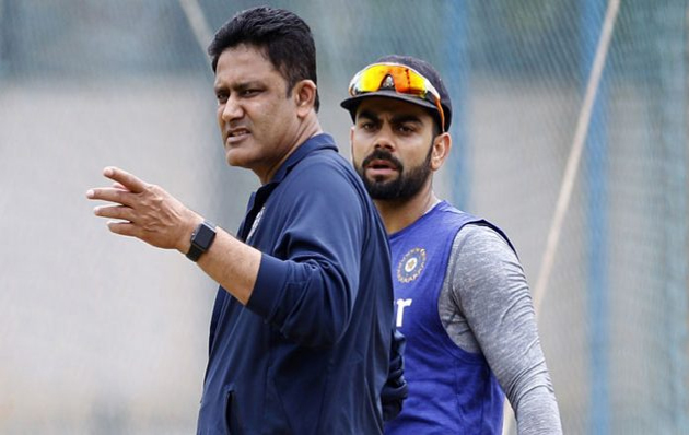 Anil Kumble can be Team India Coach till WI Tour