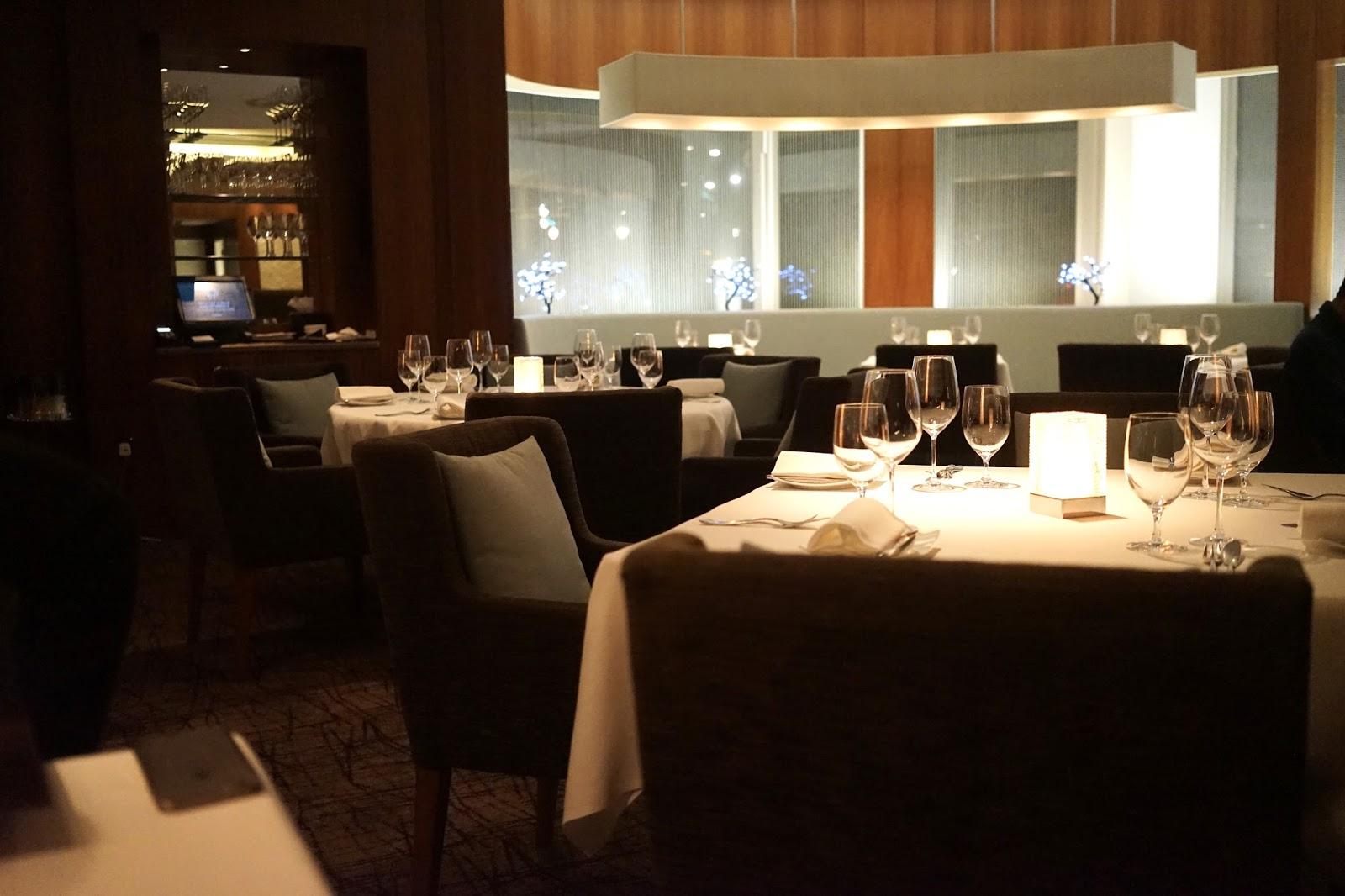 one-o-one restaurant knightsbridge