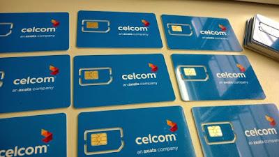 Info) Bagaimana Nak Aktifkan Simkad Celcom Yang Dah Expired