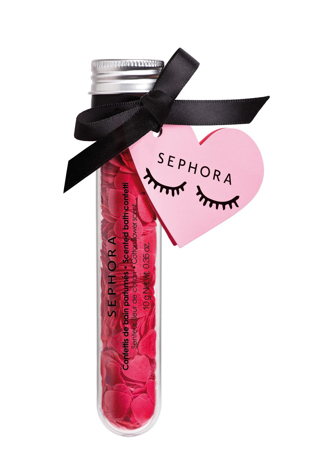 Sephora'dan 183 farklı hediye bir arada