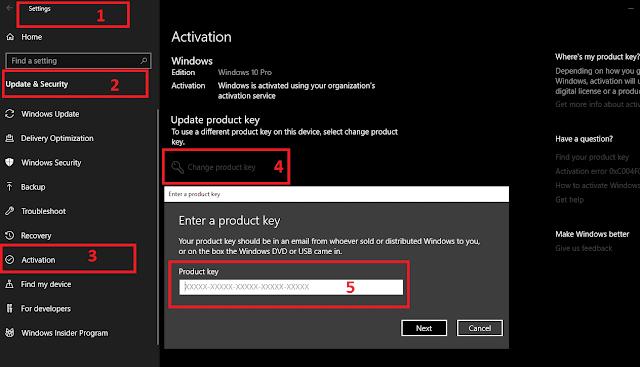 حل مشكلة Windows License Will Expire Soon مع الويندوز 10