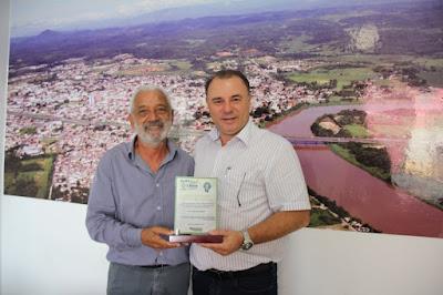 Meio Ambiente: Prefeitura de Registro-SP recebe prêmio Governador André Franco Montoro