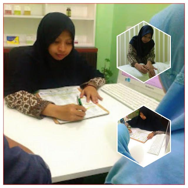 Konsultasi, Pemeriksaan Fisik dan Terapi Fertilitas Wanita di Klinik Holistik Elif Medika