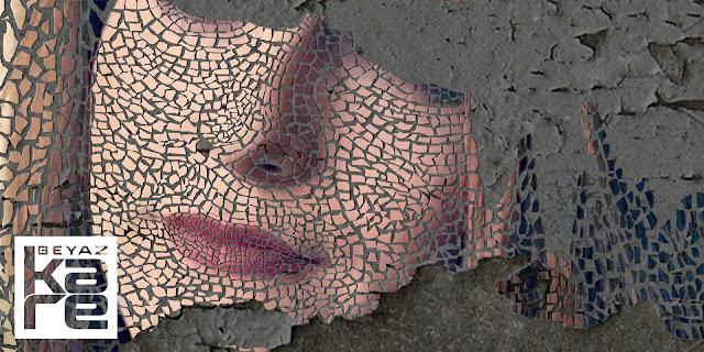 Zeugma Fotoğraf Mozaik efekti