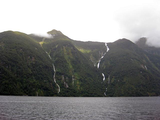 Browne Falls – Nova Zelândia