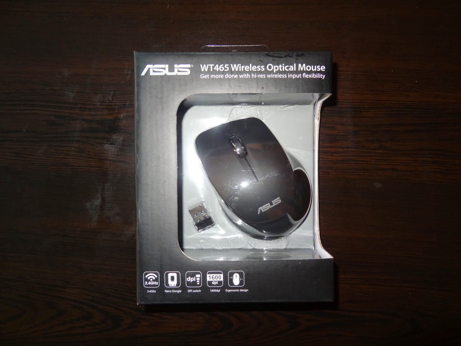 Asus WT465 mouse