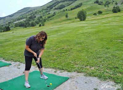 golf les 2 alpes